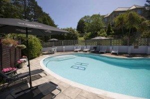 Bourne Hall Country House Hotel, Shanklin – Two-Night Coastal Getaway including Breakfast & Leisure Pass for Two – normally up to £240.00 deal price £159.50