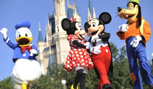 Four-Day Disneyland Paris St Patricks Day Trip direct from the Island including Coach Travel, Crossings, Disney Resort Accommodation and Hopper Pass – deal price £50.00pp deposit payable today
