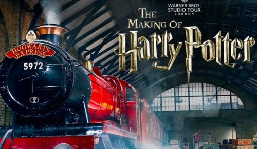 Warner Bros. 'The Making of Harry Potter' Studio Tour Day Trip direct from the Island including Coach Travel, Ferry Crossings and Admission – just £10.00 deposit