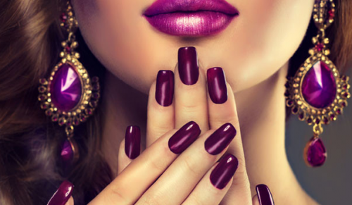 Island Tanning & Beauty, Newport – Full Set of Luxury Shellac Fingernails or Toenails – normally £40.00 deal price from £12.50
