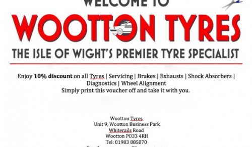 Wootton Tyres, Wootton…experts in Cambelts, Clutches and Tyres – Promotional Feature