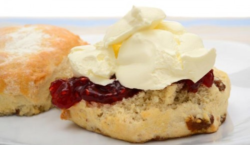 Grand View Tea Gardens, Shanklin – Delicious High Tea for Two or Cake and Coffee for Two or Three – normally up to £22.00 deal price from £5.95