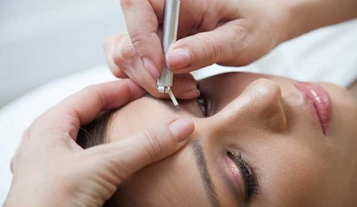 Ana Hair & Beauty, Sandown – Professional Eyebrow Microblading Technique – normally £190.00 deal price £112.50