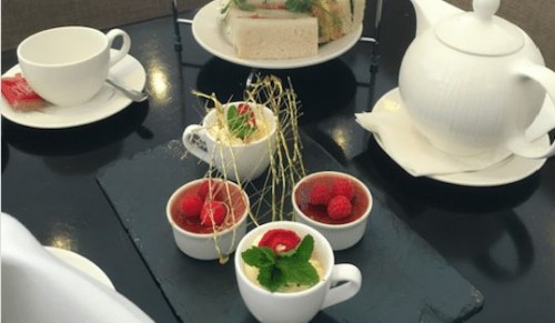 Lakeside Park Hotel and Spa, Wootton Bridge – Luxury Summer Afternoon Tea with or without Spa Pass – normally up to £120.00 deal price from £14.95
