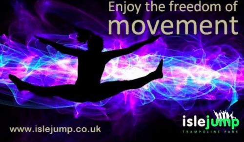 Islejump, Sandown – One & Two-Hour Bounce Sessions for Kids & Adults – normally £8.00 deal price £4.50