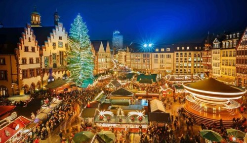 Ostend and Bruges Christmas Market – Four-Day Trip direct from the Island including Coach Travel, Crossings plus BandB Accommodation – deal price £198.00 per person – £25.00 deposit