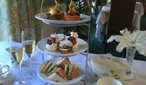 Albert Cottage Hotel, East Cowes – Victorian Afternoon Tea for Two – normally up to £39.90 deal price £19.95