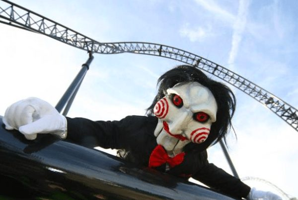 Thorpe Park Resort Fright Night Trip direct from the Island including Coach Travel, Ferry Crossings and Entrance – deal price £63.00 deposit just £10.00