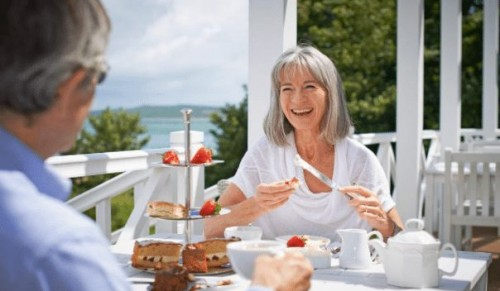 Norton Grange Coastal Resort, Yarmouth – Deluxe Afternoon Tea for Two with Full Use of Facilities – normally £58.00 deal price £30.00
