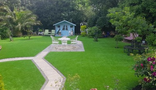 Transform Your Garden with Artificial Lawn @ Kositoes – Promotional Feature