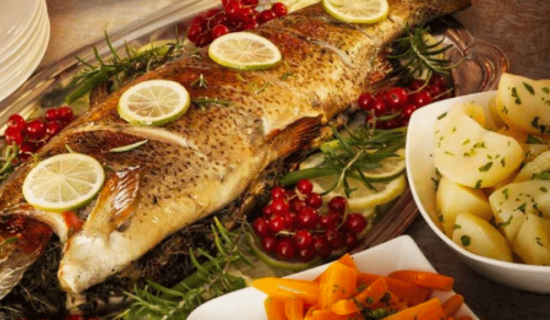 Murrays Seafood Restaurant, Cowes – Tasty Two-Course Christmas Lunch or Evening Dinner for Two – normally up to £39.90 deal price from £22.00