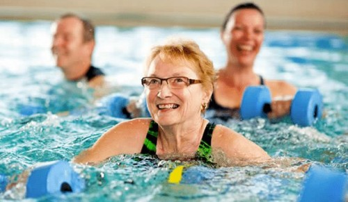 Norton Grange Coastal Resort, Yarmouth – Six Aqua Fit Sessions – normally up to £30.00 deal price £19.95