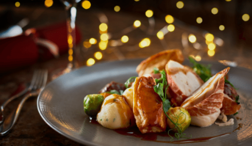 Albert Cottage Hotel, East Cowes – Tempting Festive One-Course Lunch – normally £14.95 deal price £9.95