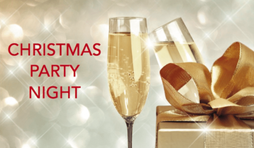 Albert Cottage Hotel, East Cowes – Christmas Party Night with Two-Course Evening Dinner & Disco – normally £26.95 deal price £15.95