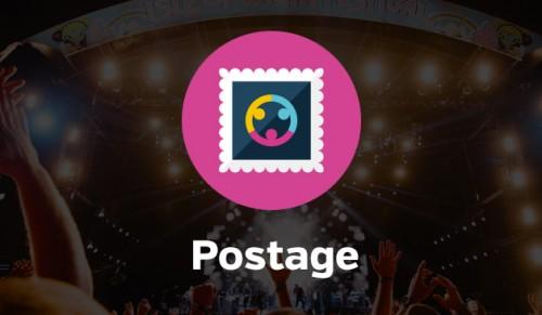 IOW Festival 2018 Postage