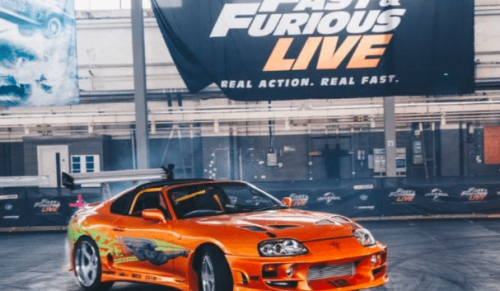 Fast & Furious Live Day Trip direct from the Island including Coach Travel, Ferry Crossings & Entrance – deal price £78.00