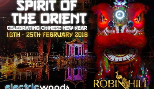 Spirit of the Orient is back @ Robin Hill – Promotional Feature