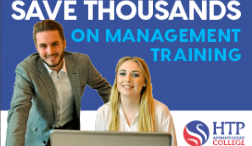 Save with Apprenticeships @ HTP – Promotional Feature