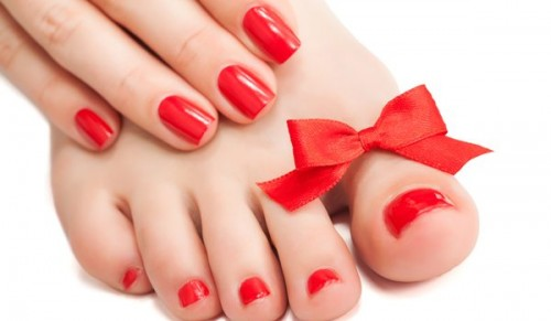 Just Peachy Nails at The Hair and Beauty Centre, Ryde – Choice of CND Shellac, CND Gel Nail Extensions, Luxury Pedi with Shellac or Luxury Pedi with Polish – normally up to £40.00 deal price from £10.00