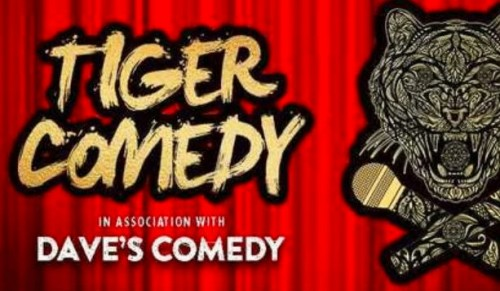 Tiger Tiger, Portsmouth – Comedy Club Night with Two-Course Dinner – normally up to £25.00 deal price £18.00