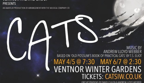 Ventnor Theatre Group perform CATS @ Ventnor Winter Gardens – Promotional Feature