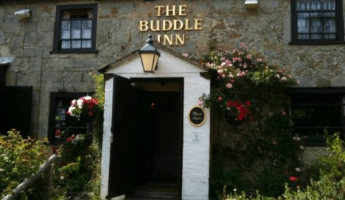 The Buddle Inn, Niton – Two or Three-Course Evening Dinner – normally up to £26.00 deal price from £12.00