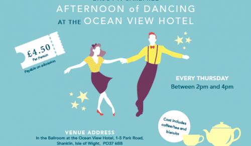 Afternoon of Dancing @ Ocean View Hotel, Shanklin