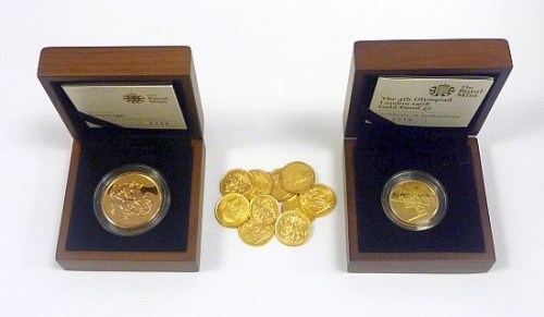 Gold Coins for Sale @ Victoria Antiques, Shanklin – Promotional Feature