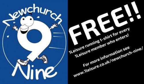 1Leisure team up with The Newchurch Nine – Promotional Feature