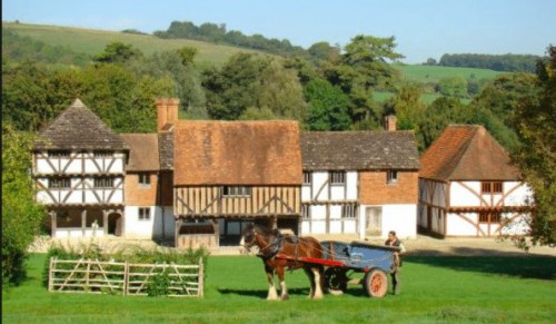 Weald & Downland Living Museum Day Trip including Admission, Coach Travel and Ferries – deal price £37.00