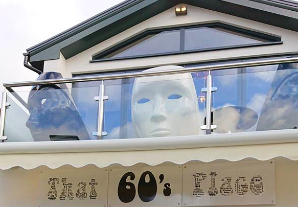That 60's Place, Cowes – Delicious One-Course Sunday Lunch – normally up to £11.95 deal price £7.50