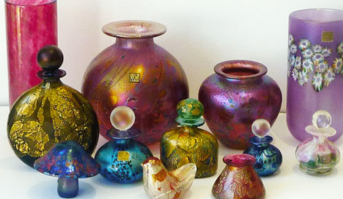 Isle of Wight Studio Glass WANTED at Victoria Antiques in Shanklin – Promotional Feature
