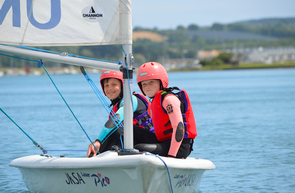 UKSA, Cowes – Summer Holiday Watersports Fun Days for Kids – normally £45.00 deal price £35.00