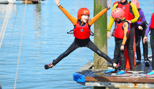 UKSA, Cowes – May Half Term Watersports Fun Days for Kids – normally £45.00 deal price £35.00