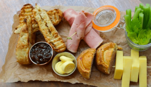 Cakes and Bakes by Chrissy, Ryde – Choice of Cheese, Ploughmans or Continental Sharing Platter for Two – normally up to £17.50 deal price from £9.95