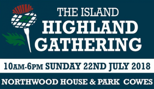 Island Highland Gathering and Country Fayre, Cowes – Earlybird Tickets to Highland Gathering Event – normally up to £24.95 deal price from £6.50