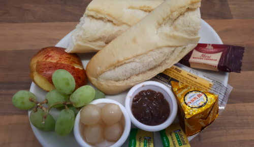 Isle of Wight Donkey Sanctuary, Wroxall – Traditional Ploughmans Lunch for One – normally £7.50 deal price £4.99