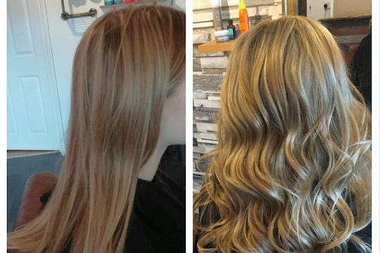 KLM Hair Studio, Calbourne – Half-Head Highlights, Cut, Finish and Wella Treatment or Wash, Cut, Finish and Wella Treatment – normally up to £77.00 deal price from £20.00