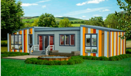 Whitecliff Bay Holiday Park, Bembridge – Indulgent TriBeCa Caravan with Hot Tub Breaks for up to Seven People – normally up to £1027.00 deal price from £515.00