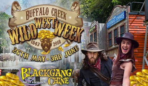Wild West Week at Blackgang Chine – Promotional Feature