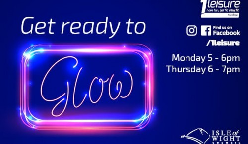 Are you ready to GLOW at 1Leisure, Medina – Promotional Feature