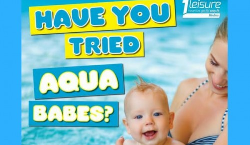Aqua Babes Sessions at 1Leisure Medina – Promotional Feature