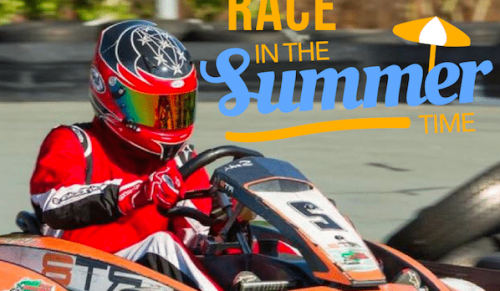 School Holidays – Wight Karting, Ryde – Choice of Discounted Earlybird Junior Track Days – normally £45.00 deal price £35.00