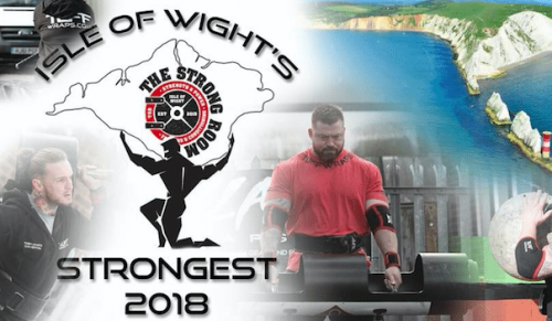 Isle of Wight's Strongest Man and Woman Competition with The Strong Room – Promotional Feature