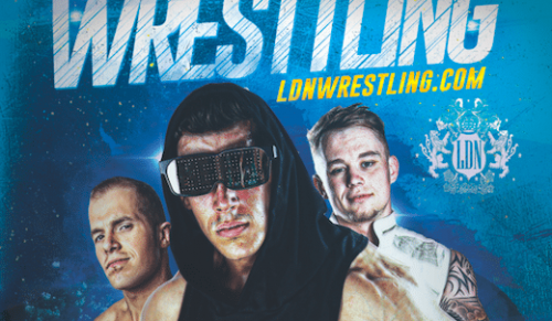 LDN Wrestling, Medina Theatre – Discounted Tickets to LDN Wrestling for Adults and Kids – normally up to £15.00 deal price £10.00