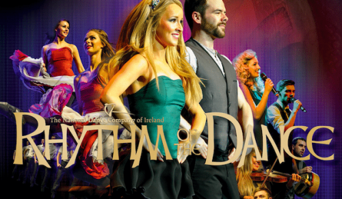 Don't miss Rhythm of the Dance at Medina Theatre, Newport – Promotional Feature
