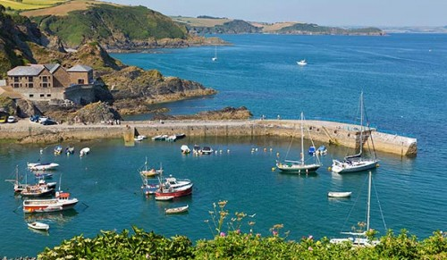 Four-Night Newquay Getaway including Half-Board Accommodation, Entertainment, Coach and Ferries – deal price £163.00 per person with just £25.00 deposit payable today