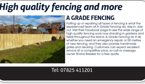 High Quality Fencing and More – Promotional Feature