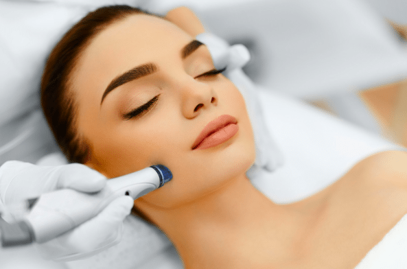 Vanity, Sandown – Choice of Back Facial, Signature Facial with Tropic, Luxury Facial or Microdermabrasion – normally up to £43.50 deal price from £18.00
