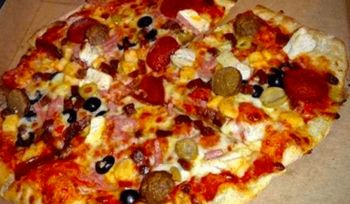 Jill's Kitchen, Freshwater – Any 12-inch Stonebaked Rustic Pizza for Two – normally £9.95 deal price £6.95